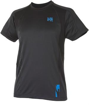 Luta Speed-Tech Black Training Top